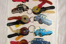 Cars kinderfeestje