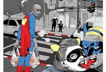 Super Heroes / Не супер герои