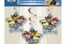 Paw Patrol / Shop for Paw Patrol party supplies, bags, backpacks, toys, and more.
