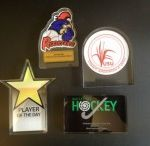Trophies / We are suppliers to the trophy industry. One off custom designs or blocks cut to your requirements