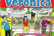Comics! / by Claudia Chavez