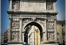 Visit Benevento! / Benevento is a city of Campania region, Italy. It occupies the site of the ancient Beneventum, originally Maleventum.  Its Santa Sofia's Church has been recently declared a UNESCO World Heritage Site.