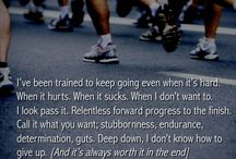Running Motivation & Info