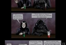 Severus and vader