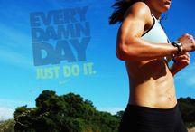 Inspiration - fitness  / by Shellie Satterfield
