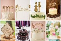 » WEDDING CAKE «