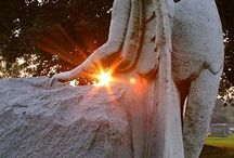 Statuesque Angels