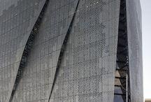 Parametric Metal Fasade