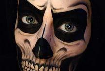 Halloween/Día de Los Muertos