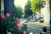 Straßen, Häuser, Städte / Meine liebsten Motive aus dem Rheinland und Ruhrgebiet sowie von Ausflügen.