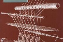 Ruční práce - tkaní