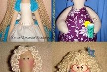 Muñecas (pelo)