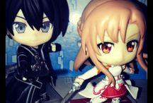 Kirito and Asuna / Kirisuna World