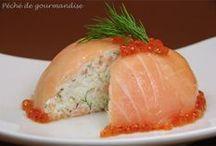 Dôme saumon