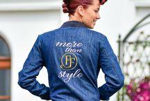 Five Foule More than Style / Moda damska - equestrian style