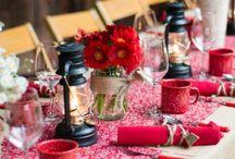 red (wedding)