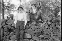 Civil war veterans at Gettysburg anniversary in 1913 – in pictures / In 1913, on the 50th anniversary of the battle, the same fields played host to the largest ever gathering of civil war veterans, where former soldiers from both sides – many in their 70s – returned to commemorate the war