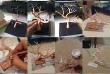 Wire Jewellery & Trees