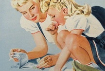 Vintage Ads, Holiday Prints and Cards or Photos