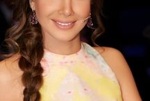 Beautiful arab celebrities! / Beauty and talent go together!