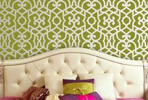 Moroccan Home / design, home, Morocco, North Africa, dream, color, pillows, bedroom, Moroccan style