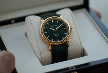 Heritage 40 Verdure / The limited edition Heritage 40 Verdure – 250 examples produced.