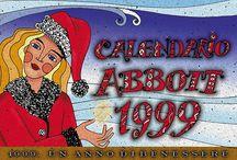 Calendario Abbot / Calendario 1999 per l'Azienda farmaceutica Abbot