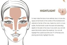Make up - contour