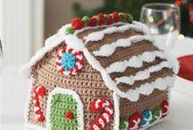 Christmas crochetings