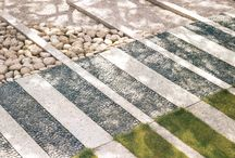 Paving / Paths / #landscape #surface #design