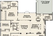 Ideal home layouts