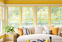 Spring cleaning / Roll-up your sleeves and jump into spring cleaning. Make it more manageable with these suggestions. Washing your windows or doors? Visit Pella.com for tips from the window and door experts. / by Pella Windows and Doors