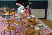Pimp&T / Creatieve locatie in Oostelbeers voor home made high tea's, kinderfeestjes en workshops