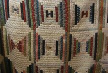 H Quilts! / With a name like HUNTER I'm always looking for ideas for quilts for my boys :) / by Bonnie K Hunter