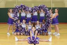 Cheerleaders / by Glitterbug Cosmetics