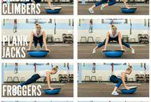 Bosu workouts