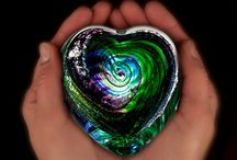Heart shaped remembrance