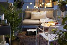 Garden Relaxation Spaces