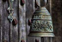 zvony, zvonky