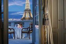 Parisian Fantasies / by Theresa DeJarnette