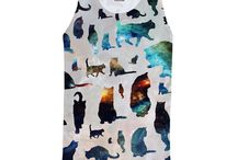 Fashion with Cats / Follow me if you like it! :)