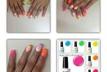 Poze Din Saloane-Produse Nsi Nails Romania