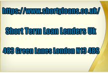 Short Term Loan Lenders Uk