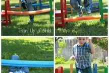 Spielen, Lernen und Beschäftigungsideen für Kinder