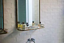 Bathrooms / by Emily Morgan