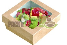 Eco-Friendly Takeout Packaging