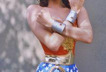 Lynda Carter / Mulher Maravilha