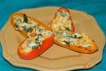 Recipes Spinach / Like Popeye!