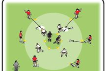 Soccer Drills / Ideas and plans for your soccer team's practices