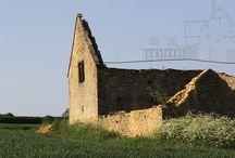 Blake - Ruins...we come across / Ruins we love...